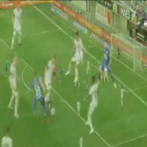 Gent 2-0 Valerenga - Tarik Tissoudali 39'