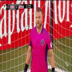 Inter Miami 0-1 New England Revolution: Traustason 15'