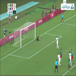Mexico 2 - [1] France - Gignac [Tokyo Olympics]