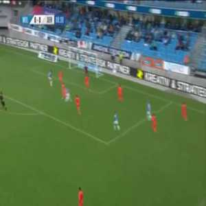 Molde 1-0 Servette - Ola Brynhildsen 7'
