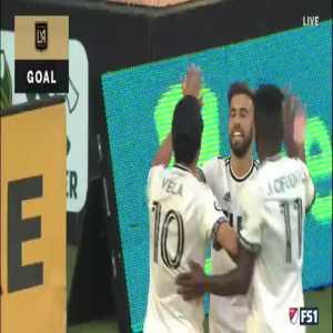 Portland 1-1 LA FC - Carlos Vela 17'