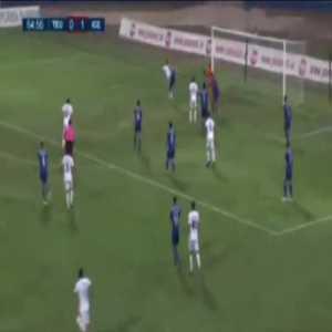 Teuta 0-2 Inter Escaldes - Genis Soldevila 56'