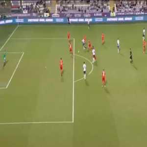 Ujpest 2-0 Vaduz - Tallo 64'