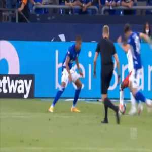 Michael Langer (Schalke) penalty save against Hamburger SV 28' (+ call)