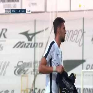 Portimonense 1-0 Academica - Willyan 19'