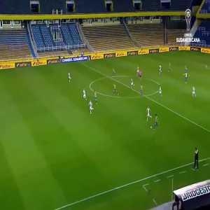 Rosario Central [1] - 0 Deportivo Tachira | Emiliano Vecchio - Great Goal [Copa Sudamericana]