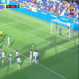 Barça [1] - 0 Girona - Juan Carlos O.G. 21' [Pre - Season Friendly]