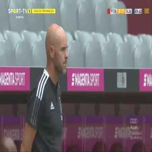 Bayern München 2 - [2] Ajax | Victor Jensen 50' [Friendly]