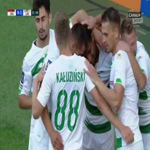 Jagiellonia Białystok 0-1 Lechia Gdańsk - Łukasz Zwoliński 52' (Polish Ekstraklasa)