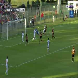 PSG [1] - 0 US Orléans - Achraf Hakimi 62'