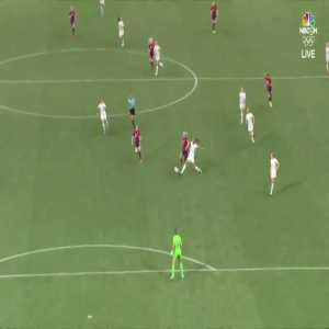 United States W. [1] - 0 New Zealand W. - Lavelle 9'