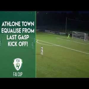 2 extra time goals in the FAI Cup (Great Goal)