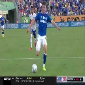 Everton 1-1 Millionarios: Gray penalty 64' + call