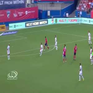 FC Dallas 1-0 Los Angeles Galaxy - Ricardo Pepi 27'