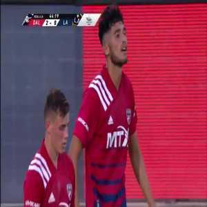 FC Dallas 2-0 Los Angeles Galaxy - Ricardo Pepi 44'