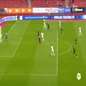 Grasshoppers 0-2 Basel - Sebastiano Esposito 70'