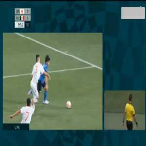 Japan 2-0 Mexico - Ritsu Doan penalty 11'