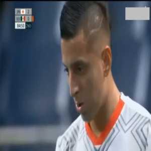 Japan 2-[1] Mexico - Roberto Alvarado 85'