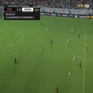 Mexico 2-0 Honduras: J Dos Santos great strike 31'
