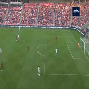 Real Salt Lake 1-0 Colorado Rapids - William Yarbrough nice own goal 14'