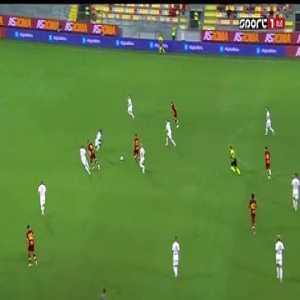 Roma 3-1 Debrecen - Zaniolo goal