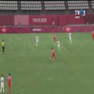 Romania 0-2 South Korea - Dong-Gyeong Lee 59'