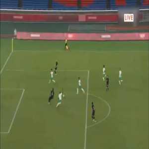 Saudi Arabia 0-1 Germany - Nadiem Amiri 11'