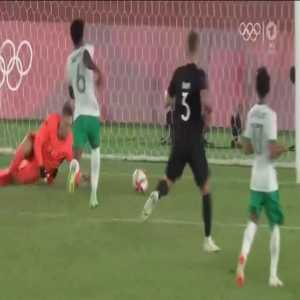 Saudi Arabia [1]-1 Germany - Sami Al Najei 30'
