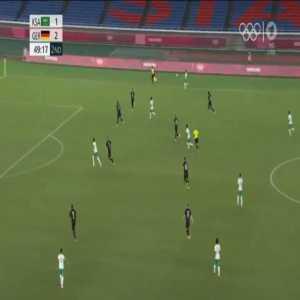 Saudi Arabia [2]-2 Germany - Sami Al Najei 50'