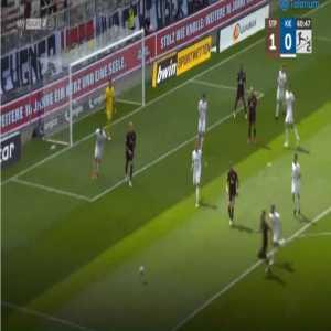 St. Pauli 2-0 Holstein Kiel - Daniel-Kofi Kyereh 62'