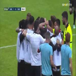Varzim 1-0 Rio Ave - Ronan OG 56'