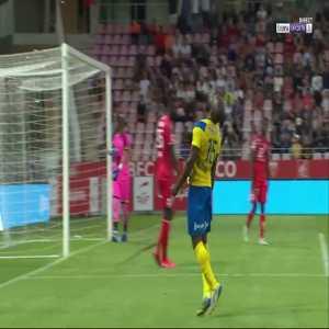 Dijon 0 - [2] Sochaux - Aldo Kalulu 74' [Ligue 2]