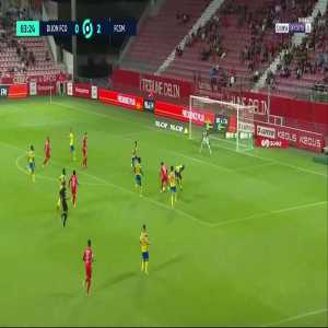 Dijon [1] - 2 Sochaux - Roger Assalé 84' [Ligue 2]