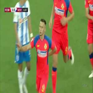 FCSB [1] - 0 Universitatea Craiova - Olimpiu Moruțan 6' (Great goal)