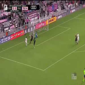 Inter Miami [1] – 0 Philadelphia – Robbie Robinson 71'