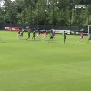 Jesper Karlsson zlatan-esque goal against Panathinaikos
