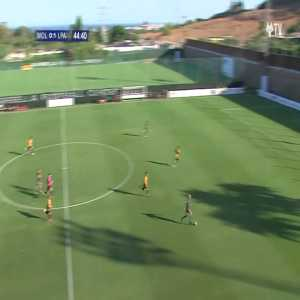 Las Palmas [2]-0 Wolves - Adalberto Peñaranda 45'