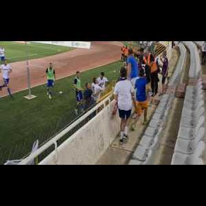 Livaja's insane goal last night view from the stands