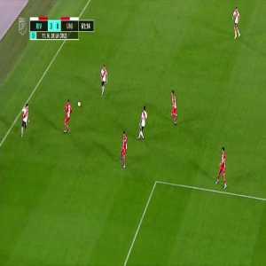 River Plate [3] - 0 Union de Santa Fe - Nicolas De la Cruz 61' [GREAT TEAM GOAL]
