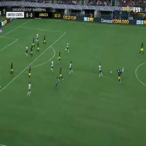 United States 1-0 Jamaica - Mathew Hope 83'