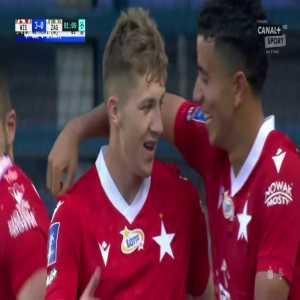 Wisła Kraków 3-0 Zagłębie Lubin - Mateusz Młyński 81' (Polish Ekstraklasa)