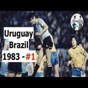 1983 Copa America Final review: Uruguay vs. Brazil 🇺🇾🇧🇷