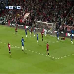 AFC Bournemouth [1] - [0] Chelsea - Emiliano Marcondes 66'