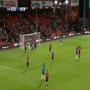 Bournemouth 1 - [1] Chelsea - Armando Broja 72'