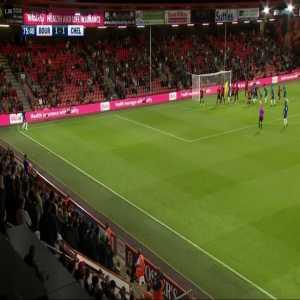 Bournemouth 1 - [2] Chelsea - Ugbo 76'