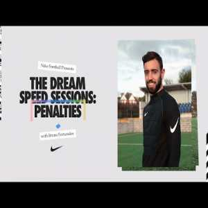 Bruno Fernandes Penalty-Kick Insights | The Dream Speed Sessions