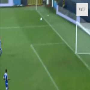 Buducnost 0-2 HB Torshavn [0-6 on agg.] - Daniel Johansen penalty 73'