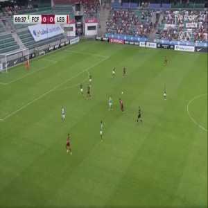 Flora 0-1 Legia Warszawa - Rafael Lopes 67' | agg. 1-[3]