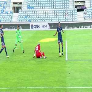 PSG 0 - [1] Sevilla - Ivan Rakitic penalty 40' [Club Friendly]