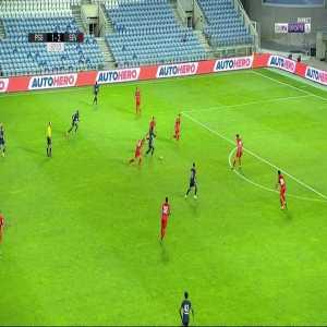 PSG [2] - 2 Sevilla - Kenny Nagera 87' [Club Friendly]